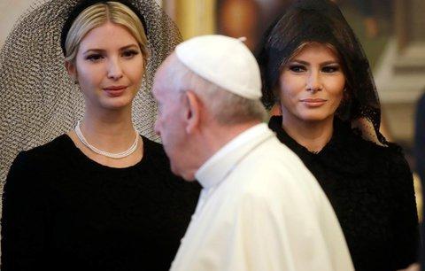Melania Trump: Je jenom ramínko na šaty, nebo bojovnice za práva žen?