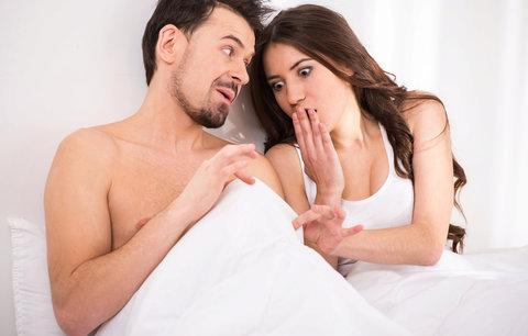 Co se stane mužům s penisem, když zestárnou?