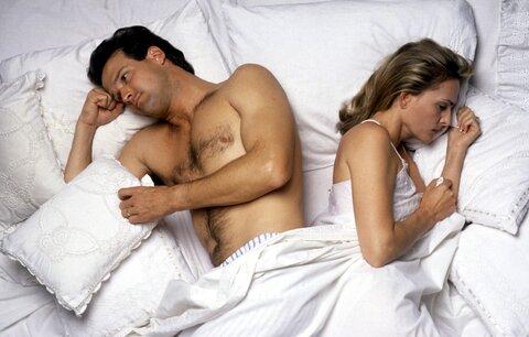 Sexu se vzdáme, štíhlá postava je přednější