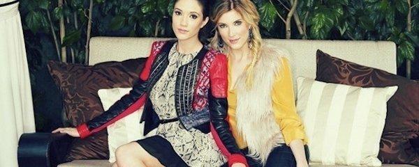 Sestry se pouze chlubí šatníkem a jsou z nich milionářky!