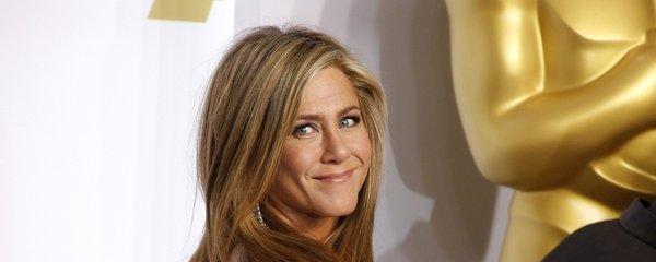 Rozhovor s Jennifer Aniston: Ruský lektor dramatu mi řekl, že jsem ostudou divadla!