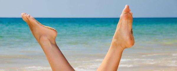Krásné a vytvarované nohy do léta? Musíte začít už teď!