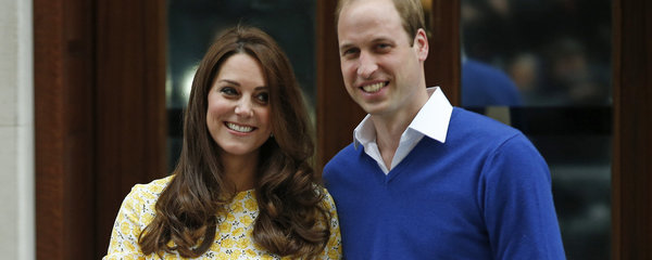 Kate a William stále tají jméno malé princezny. Bude to Alice nebo Charlotte?