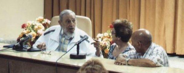 Fidel Castro (88) vylezl z úkrytu, vylákal ho sýr