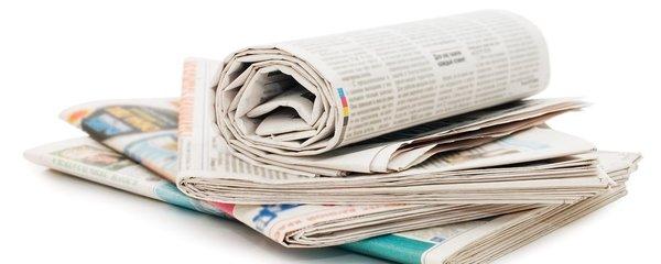 9 tipů, jak využít staré noviny. Zbaví vás nežádoucích pachů, urychlí zrání rajčat i vysuší promáčené boty