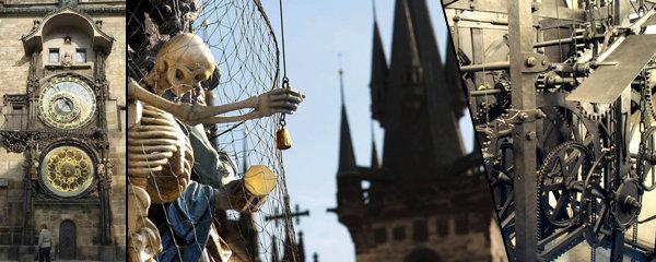 Černá magie, brutalita, války: 5 pověstí, které opřádají Staroměstský orloj