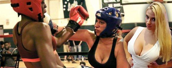 Kozatá bojovnice MMA: Pomoc, mám moc těžka prsa