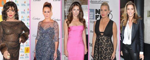 Nej outfity uplynulého týdne: Svůdná osmdesátnice i nepovedená barbie!