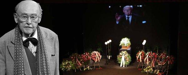 Sledovali jsme ONLINE: Poslední rozloučení s Lubomírem Lipským (†92). Byl to všivák v dobrém slova smyslu, vzpomínal Brousek