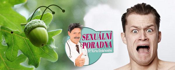 Sexuální poradna: Pomoc, na žaludu mi vyrostla tykadla!