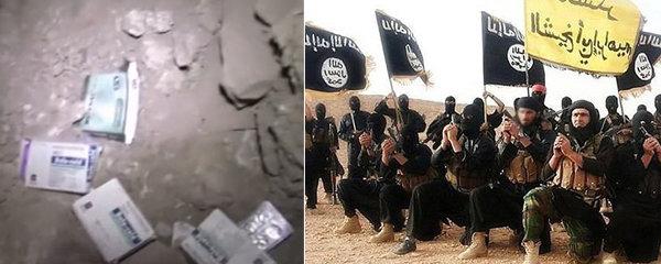 Tudy se plazí krysy z ISIS! V Iráku objevili tajné tunely teroristů