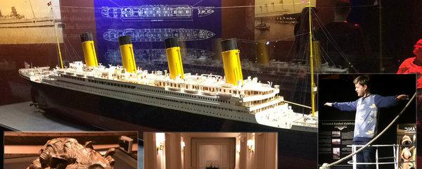 Titanic připlul do Prahy: 200 věcí, které vylovili ze dna moře