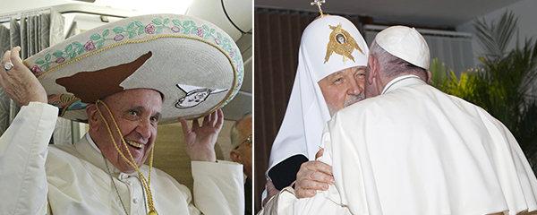 """""""Zastavte vyhlazování křesťánů."""" Papež i patriarcha vyzvali k obraně věřících"""