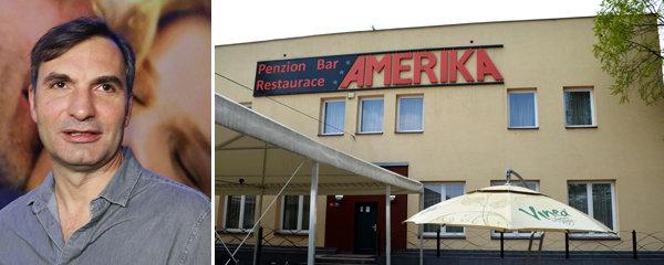 """Macháček a jeho MIG 21: Za vloupání do baru musí platit! """"Umělci"""" z Prahy rozzlobili místní"""