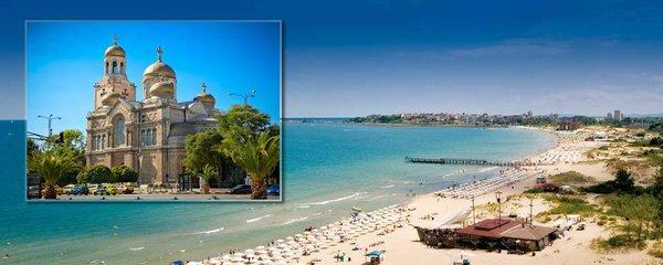Krásná příroda a široké písečné pláže za perfektní cenu: Bulharsko je hitem léta