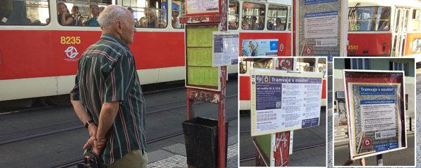 """Pražanům se """"točí hlava"""", tramvaje změnily trasy: Jak dopadl první den naostro?"""