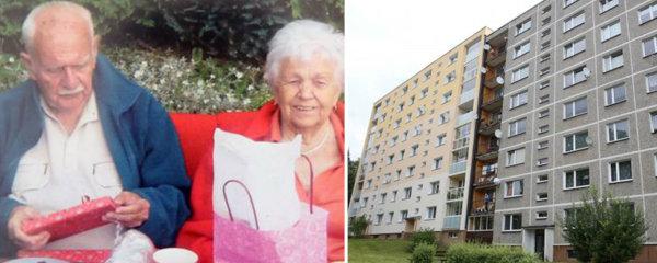 Napadaná seniorka z Jablonce přišla svědčit k soudu: Zkolabovala a zemřela!