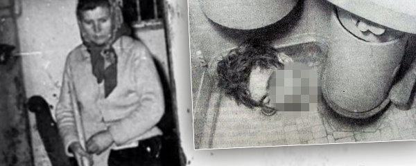 Černá vdova Čubírková přítele spálila v chlebové peci: Popravena byla před padesáti lety