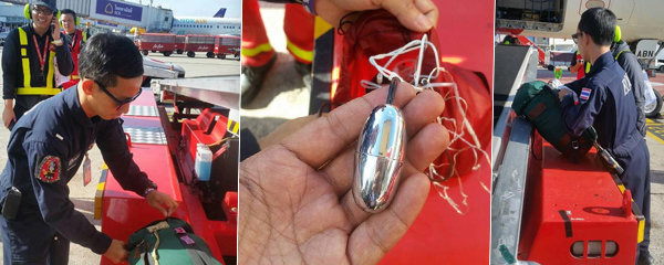 Poplach na letišti: Vibrující zavazadlo vyděsilo zaměstnance! Uvnitř byla sexuální hračka