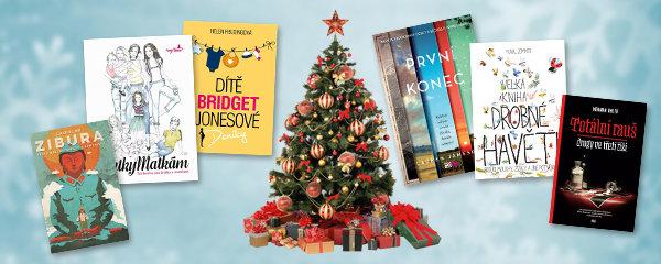 Knižní tipy na vánoční dárky pro všechny: Cestovatel Zibura, SexyMamas i nová Bridget Jonesová