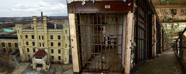 Opuštěná věznice nahání strach! Zemřelo tu 30 dozorců, posledním popraveným byl sériový vrah