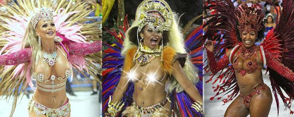 Začal karneval v Riu de Janeiro! Starosta ho odmítl zahájit, je prý příliš necudný