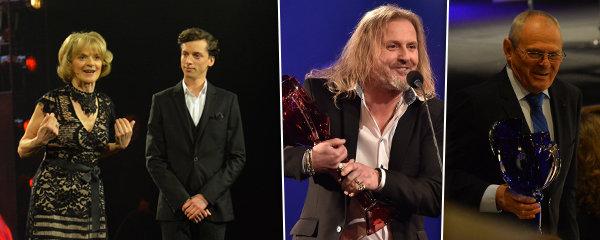 Kdo získal cenu Thálie? Nominaci proměnil Vojtek, Holišová i Janžurová odešly s prázdnou!