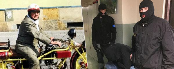 Brutální vražda v Horusicích: Policie zadržela Maďara a Ukrajince