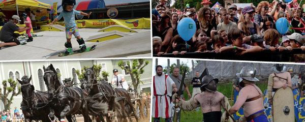 34 tipů na víkend: Ratolest Fest, závody koní i koncerty Mezi ploty!