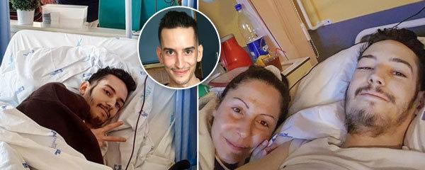 Petr (24), který jel léčit rakovinu k šamanům do Peru: Nemám sílu ani dojít na záchod!