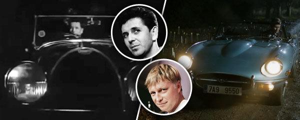 Oldřich Kaiser a Michal Dlouhý jako kapitán Exner: »Vykradli« Sováka a Valu!