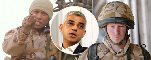"""Džihádista hrozí princi Harrymu """"ohněm všech pekel"""". A Londýn prý zmařil sedm útoků"""