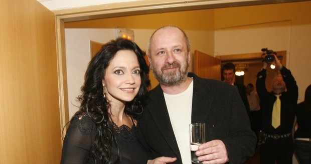 Lucie Bílá má s Petrem Kratochvílem syna Filipa