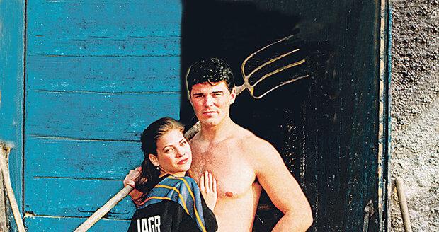 Andrea několik let chodila s Jaromírem Jágrem