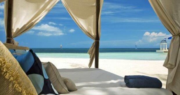 Luxus – to je nejvýstižnější slovo pro tento resort na Svaté Lucii.