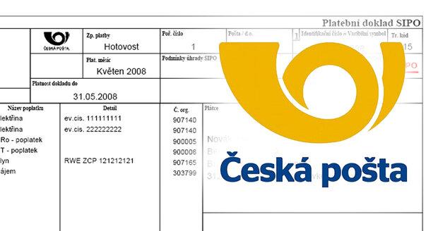 Pozor, Česká pošta varuje před podvodníky, kteří chtějí nedoplatky za SIPO!
