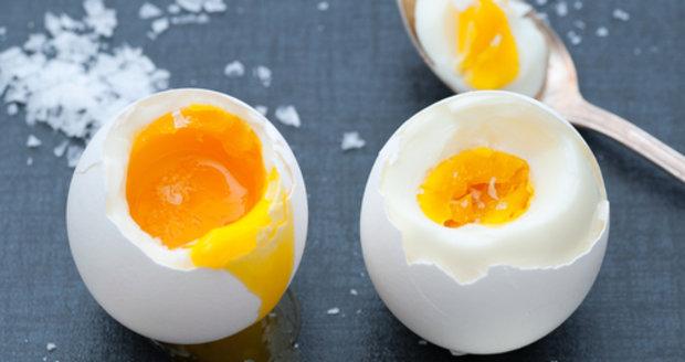 Nejrychlejší zdravé a levné večeře: Vajíčka v hlavní roli!
