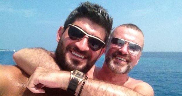 George Michael se pokoušel s Fadim Fawazem několikrát rozejít.