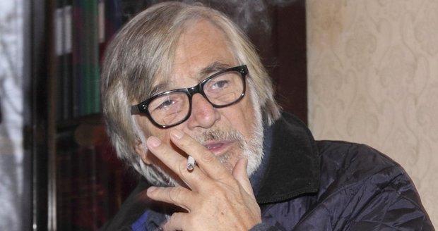 Herec Jiří Bartoška má rakovinu uzlin