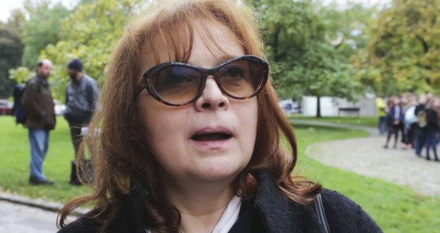 Vážná nemoc Libuše Šafránkové: Po operaci leží v nemocnici!