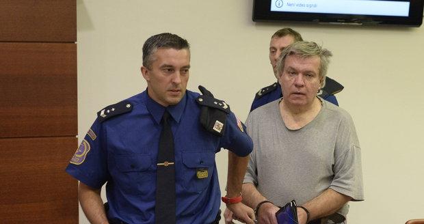 Ředitel věznice potvrdil: Barták mohl s pomocí vrtulníku uprchnout