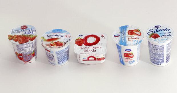 Potravinový Sherlock na stopě »lehkého« jogurtového podvodu!