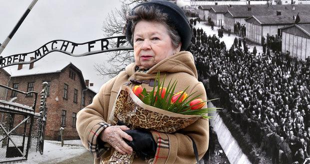 Smutné tajemství nejmenší české herečky Aťky Janouškové: Rodiče jí odvlekli do koncetráku