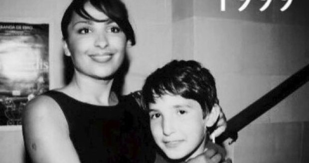 Anife se synem Harim v roce 1999
