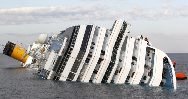Potopená Costa Concordia: Pašovala kokain pro italskou mafii