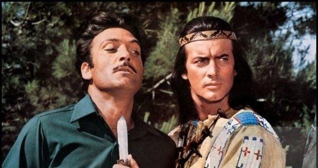 Zemřel vrah Vinnetoua: Italský herec Rik Battaglia je po smrti