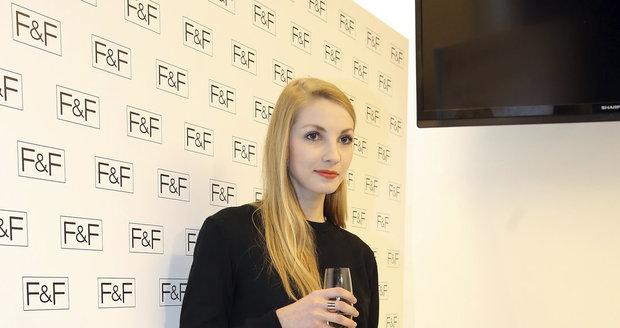 Módní blogerka Pavlína Jágrová