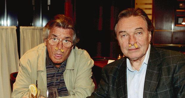 Pierre Karla nemusel hecovat dlouho a křupky měl Slavík v nose.