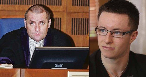 Lukáš Nečesaný (23) popsal, co si myslí o soudním procesu.