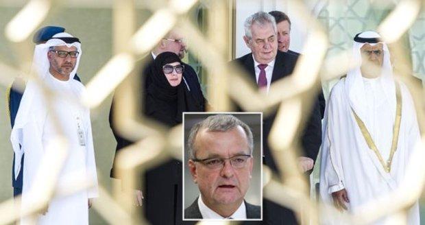 Kalousek: Zeman je populista, kdyby byl v oblibě islám, chodil by do mešity